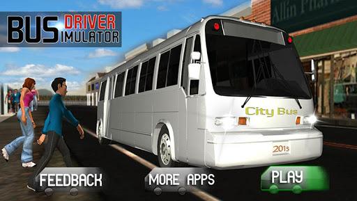 公交司机卡2015:城市公交车