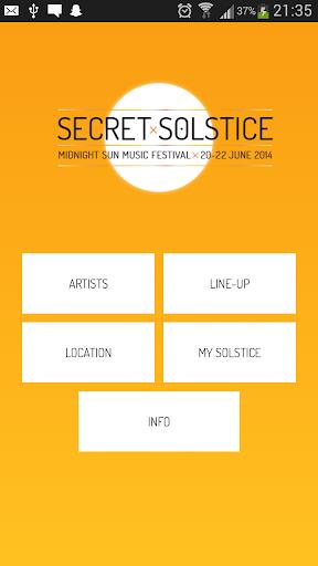 娛樂必備APP下載|Secret Solstice 好玩app不花錢|綠色工廠好玩App