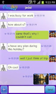 CoconutBoy - Gay chat, date - screenshot thumbnail