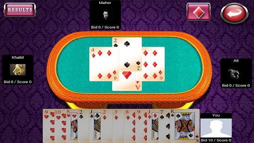 Tarneeb 1.8 screenshots 4