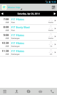 Fit Pilates Studio - screenshot thumbnail