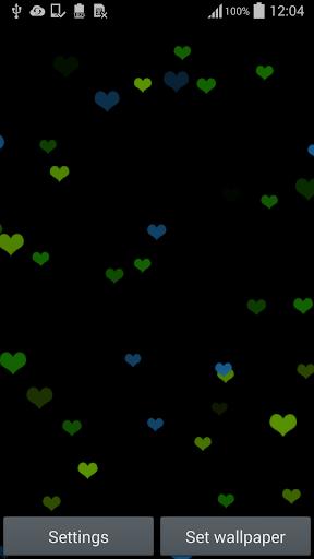 玩個人化App|红心动态壁纸免费免費|APP試玩