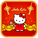 Hello Kitty Chinese new year