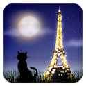 Mon Ami Paris Live Wallpaper icon