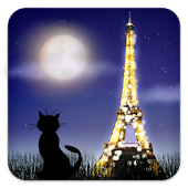 Mon Ami Paris Live Wallpaper