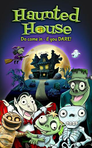【免費書籍App】Haunted House-APP點子