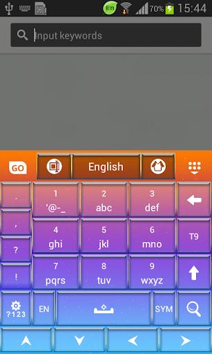 玩免費個人化APP 下載七彩Keybard銀河 app不用錢 硬是要APP