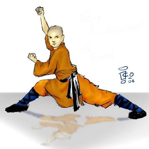 Shaolin Kung Fu 運動 App LOGO-硬是要APP