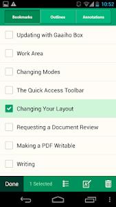 Gaaiho PDF Reader v1.6.1