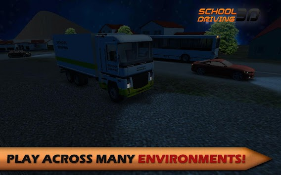 School Driving 3D APK screenshot thumbnail 14