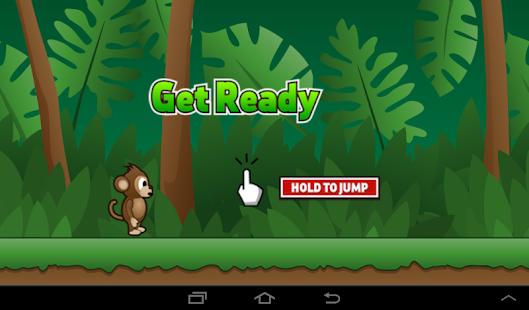 【免費冒險App】Jungle Monkey Run Saga-APP點子