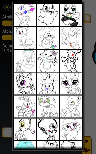免費娛樂App|宠物着色学习|阿達玩APP