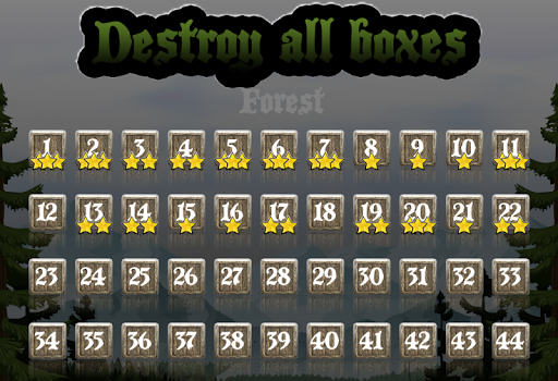 Destroy all boxes - Free