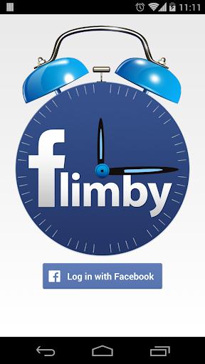 Flimby - Facebook AlarmClock