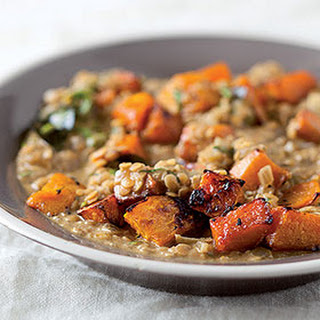Red Lentil and Roast Butternut Curry Recipe