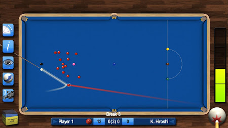 Pro Snooker 2015 1.17 screenshot 193118