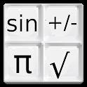Scientific Calculator Alpha icon
