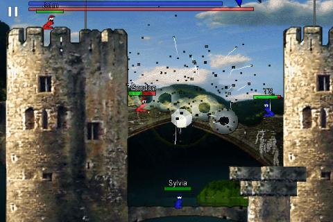 Battle Bugs - screenshot