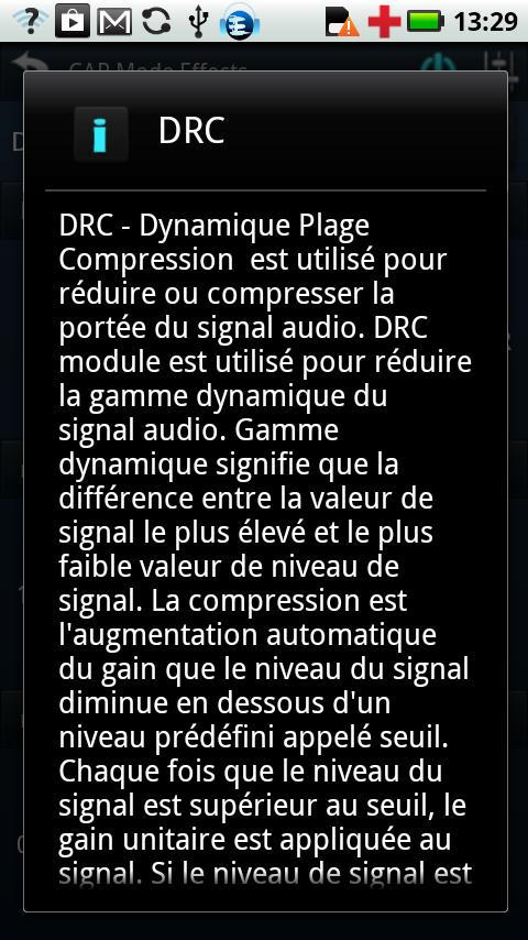 French Language - Euphony MP- screenshot