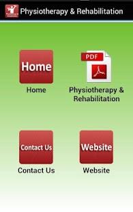 玩免費醫療APP|下載Physiotherapy & Rehabilitation app不用錢|硬是要APP