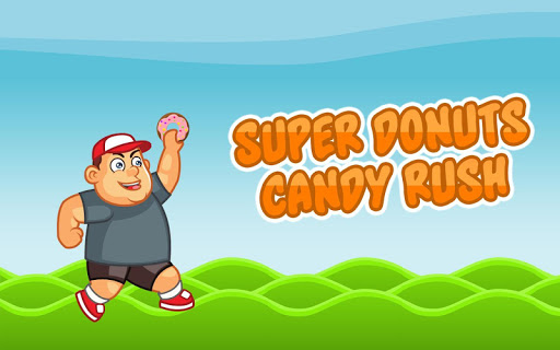 Super Donuts Candy Rush
