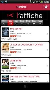 Chaumont à l'affiche- screenshot thumbnail