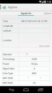 Signal Care v1.0.0