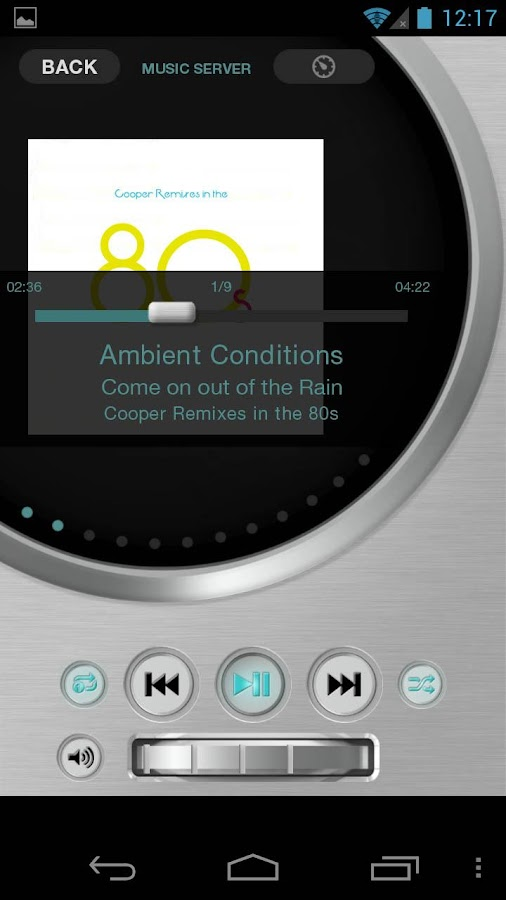 Marantz Consolette - screenshot