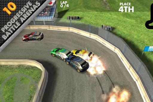 World Rally Racing HD