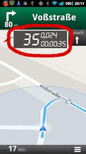 Android-Speedometer - screenshot thumbnail