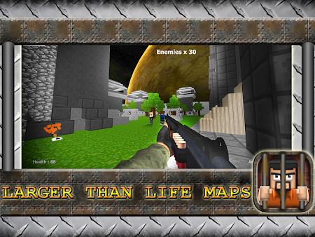 Cube Prison: The Escape C6 screenshot 54329
