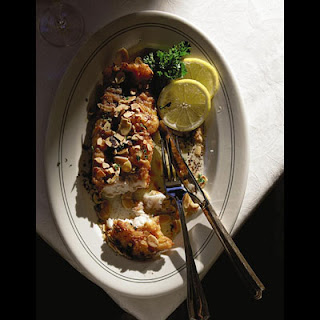 Trout Meunière Amandine (Trout with Brown Butter and Almonds)