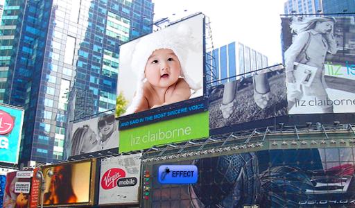 Magic Frame Billboards Picture