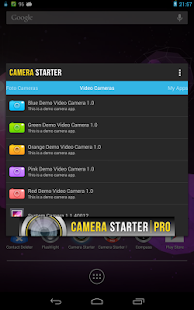 Camera Starter- screenshot thumbnail