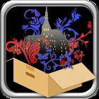 赤と青の迷宮 icon
