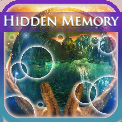 Hidden Memory- Atlantean LOGO-APP點子