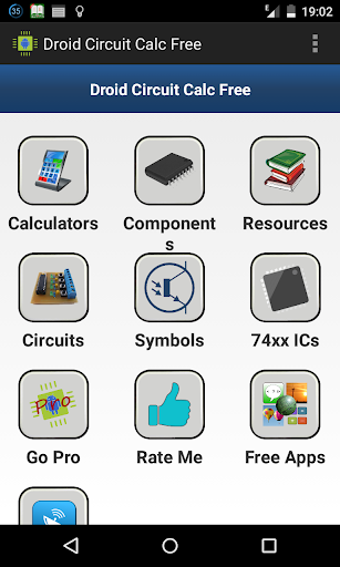 Droid Circuit Calc Free