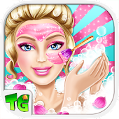 Pink Spa Bath: Games for Girls