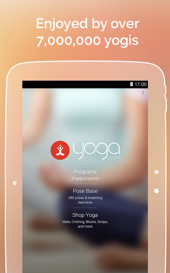 Yoga.com- screenshot