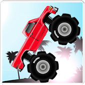 Truck Rally Racing - power ups