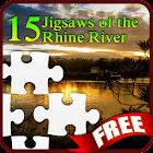 15 Jigsaws of Rhine River icon