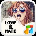 SISTAR LOVE&HATE for dodol pop icon