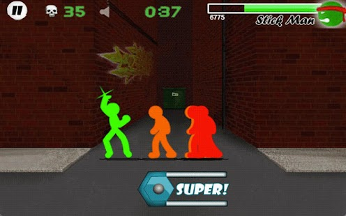 Stickman Fighter- screenshot thumbnail