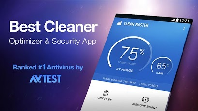 Clean Master - Free Optimizer Screenshot 98