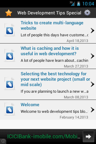 Web Development Tips Special