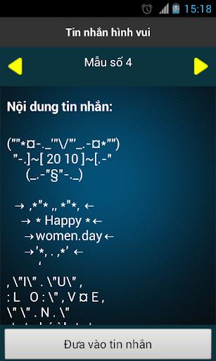 SMS Chuc Mung 20-10