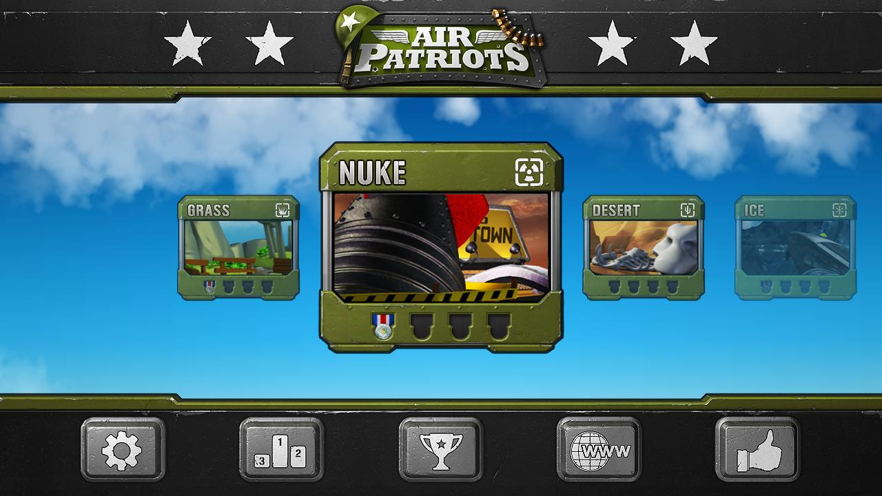 Air Patriots- screenshot