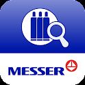 Gas center search icon