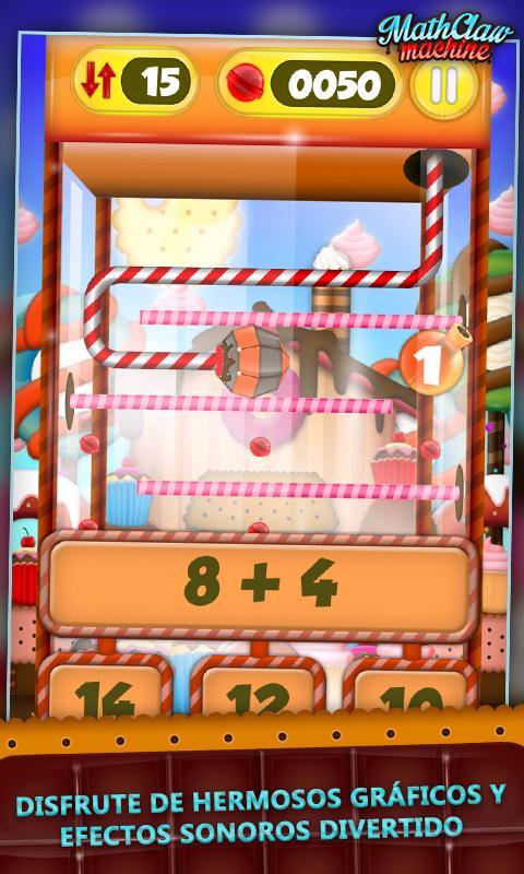 Juegos Matematicos para Niños: captura de pantalla