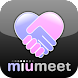 MiuMeet - Live Online Dating icon